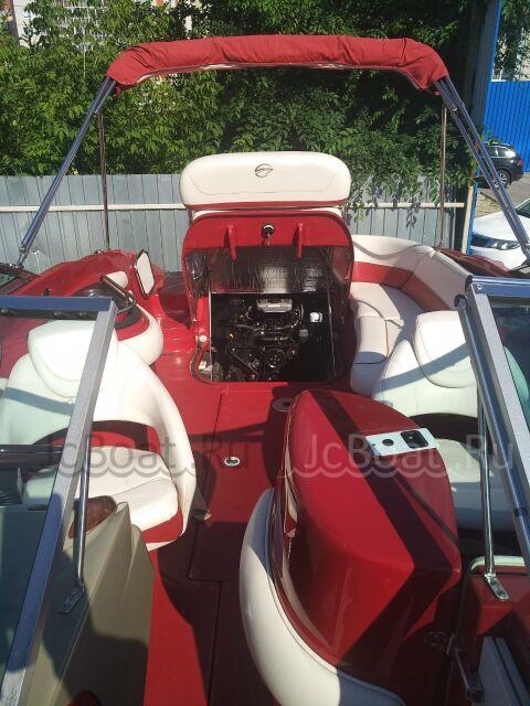 катер CROWNLINE 252 EX 2008 года