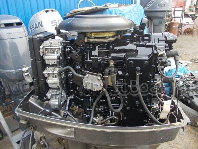 мотор подвесной TOHATSU (T145) 70 2002 года